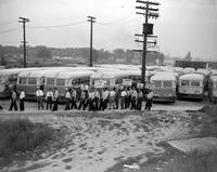 Strikes; Bus Drivers; Michigan. -Dearborn