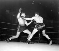 Boxing; Matches; Adamick vs. Rosenbloom.