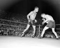 Boxing; Matches; Henry Armstrong vs. Orville Drouillard.