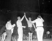 Boxing; Matches; Billy Conn vs. Gus Lesnevich.