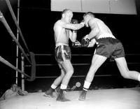 Boxing; Matches; Chuck Davey vs. Al Andrews