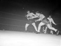 Boxing Matches; Galento vs. Nate Brown