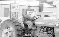 Strikes; Farmers; American Agriculture Movement. -Michigan Group Meets in Plymouth Township.