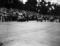Soap Box Derby; Detroit News Contest; 1939. Fred Fisher, Winner.
