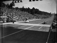 Soap Box Derby; National Contest; Akron; 1950.
