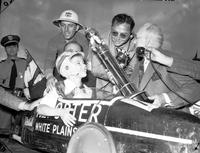 Soap Box Derby; National Contest; 1939; At Akron, Ohio. Clifford Hardesty winner.