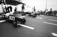 Soap Box Derby; Detroit; 1971. Marty Joseph, Detroit Winner. John Bartz, Suburban Winner.--Head shots of winners are filed under names of each