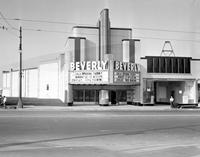 Beverly Theater; Grand River Near Oakman