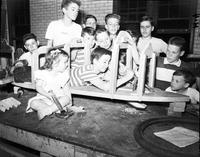 Soap Box Derby; Detroit News Contest; 1950.