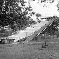 Belle Isle; Giant Slide.