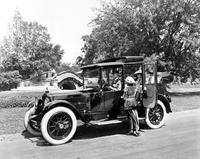 Belle Isle; History; In Automobile.