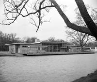 Belle Isle; Skating Pavilion; New. Wm. J. Flynn Memorial