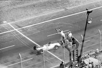 Automobiles; Races; Michigan International Speedway. -250 Mile Inaugural