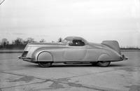 Automobiles; Types; Streamline. -Dan LaLee & Streamline Automobile