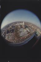 Michigan; Cities; Lansing; Showing Capitol Building; Air View