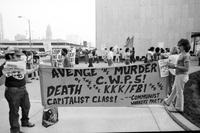 Demonstrations; Pickets at City-County Building; For & Against KKK & Nazi Groups