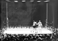 Boxing; Matches; Schmelling Vs. Stribling at Cleveland, Ohio