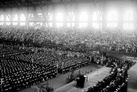 Colleges; University Of Michigan; Commencement