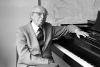 Copland, Aaron. composer-conductor