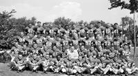 Colleges; Michigan State College; . Football; Team; 1953.