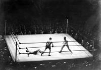 Boxing Matches; Mickey Darmon-Eddie Koppy; Including Knockout That Killed . Mickey Darmon.