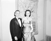 Chrysler, Walter P. Jr. ; & Wife; New York Society.