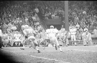 Football; Detroit Lions; Action; 1961. -Detroit Lions vs Cleveland