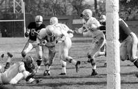Football; Detroit Lions; Action 1959-1960. -Lions vs Baltimore