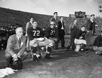 football; games. Rose Bowl. date is 1950