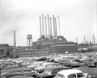 Ford Motor Co. ; plants; River Rouge. exterior view