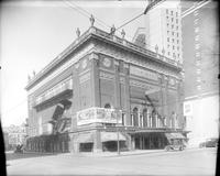 Fox Washington Theater. Before opening