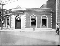 Griswold-First State Bank . branch at Virginia Park & Grand River.