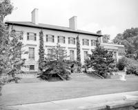 Institute of Arts; Branches. Russell A. Alger home