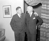 Keller, K. T. ; President Chrysler Corporation. with B. E. Hutchinson