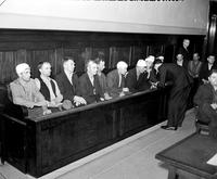 Labor Unions; Auto; U. A. W. ; Detroit; Pickets in Court