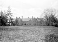 Michigan; Cities; Grosse Pointe; Residences. -John Dodge Sr. -Unfinished Home to be Used for Girls Camp