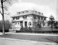 Michigan; Cities; Grosse Pointe; Residences. Mrs. John Dodge residence on Lincoln Road.