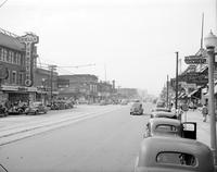Michigan; Cities; Highland Park. Woodward Avenue & Labelle. Eason Near Second . Eason near Hamilton