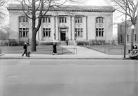 Michigan; Cities; Jackson. Public library