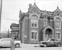 Michigan; counties; Macomb. jail. old building