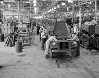 National Defense; Detroit; Industry. Dodge Truck Plant
