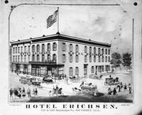 Old Detroit; Hotels; HotelErichsen.