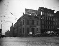 Old Detroit; Streets; Griswold. S. W. corner at Jefferson.