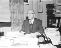 Penberthy, Dr. Grover C. city plan commissioner.
