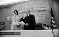 "Rashid, James J. Wayne Co. Commissioner. 23rd district. with Judge Josph g. Rashid (father). (see also:  ""Rashid, James J. "")"