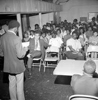 "School Busing; For Desegregation; Detroit.--Ronald Bradley, child named in ""Bradley vs Milliken"" desegregation suit in Det."