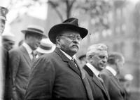 Roosevelt, Theodore; Former President; Portraits