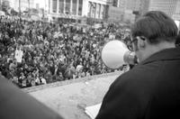 Wars; Vietnam; Moratorium Day; Peace Demonstrations. In Kennedy Square