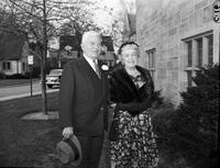Smith, Howard F. & Wife. Detroit society
