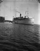 Steamships; Alabama.